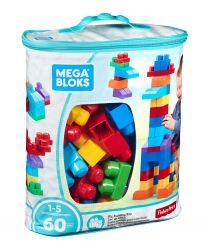 Mega Bloks Bausteinebeutel Medium Grundfarben (60 Teile)