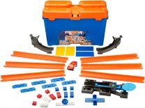 Hot Wheels Track Builder Superstunt Box
