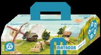 Matador Baukasten Klassik 0 (99 Teile)