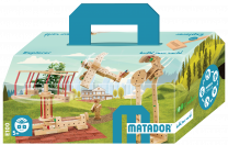 Matador Baukasten Klassik 1 (222 Teile)