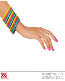 "Armreifen ""Neon"" (Multi-Color)"