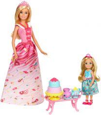 Barbie Bonbon Prinzessin und Chelsea Teezeit