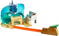 Hot Wheels City Hai Strand Attacke