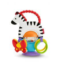 Fisher-Price Kleines Spiel-Zebra
