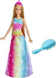 Barbie Dreamtopia Magische Haarspiel Prinzessin