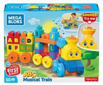 Mega Bloks ABC Musikzug (mit Geräuschen)
