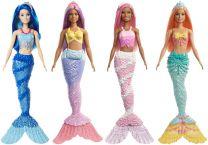 Barbie Dreamtopia Meerjungfrau Lila/Orange
