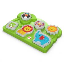Fisher-Price Dschungel Tierpuzzle