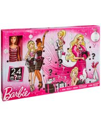 Barbie Adventskalender 2019
