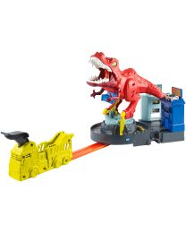 Hot Wheels T-Rex Attacke
