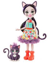 Enchantimals Ciesta Cat und Climber