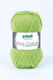 Gründl Wolle King Cotton Nr.11 Apfelgrün