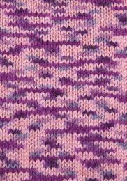 Gründl Wolle Lisa Premium Color Nr.16 Puder-Brombeer-Flieder