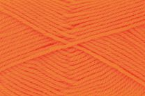 Gründl Wolle Lisa Premium Uni Nr.50 Neon-Orange