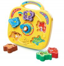 Vtech Baby Lustiges Tier-Puzzle