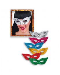 """Augenmaske """"Farfalla"""" mit Pailletten"""