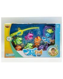 Badewannen FischangelSpiel 11 teilig