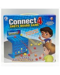 4 in einer Reihe Spiel Connect mit 28 Kugeln