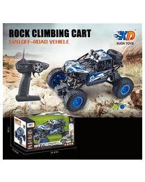 R/C Rock Climbing Offroader 20cm