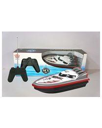 R/C Speedboat 22cm mit Vollfahrfunktion