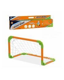 Fußball Set mit Fußballtor 75x53x53cm