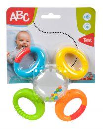 Simba ABC Multidrehrassel mit 4 Drehelementen