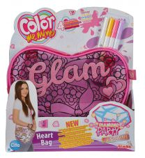 Color Me Mine Diamond Party Sunshine Heartbag