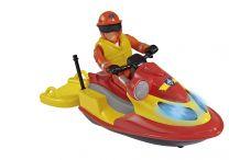 Feuerwehrmann Sam Juno Jet Ski mit Figur