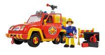 Feuerwehrmann Sam Feuerwehrauto Venus mit Figur