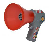 Feuerwehrmann Sam Megaphon mit Stimmenverzerrer