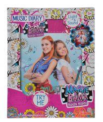 Maggie & Bianca Musik Tagebuch