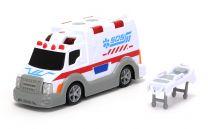 Dickie Ambulanz mit Licht & Sound