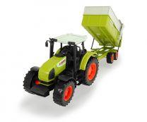 Dickie CLAAS Ares Set Traktor mit Kipper