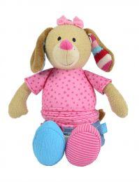 Lief Plüsch-Spieluhr Hund für Mädchen