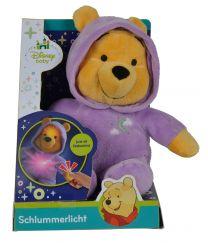 Disney Winnie The Puuh Plüsch Bär mit Schlummerlicht