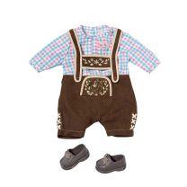 Zapf Creation Baby Born Trachten-Outfit (Boy)