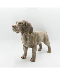 Deko-Hund 53x18x38cm