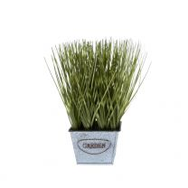 """Kunst-Gras """"Garden-Schild"""" 20cm"""