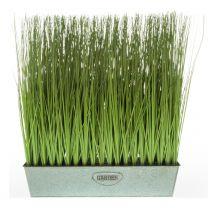 """Kunst-Gras """"Garden-Schild"""" 53cm"""