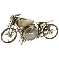 Tischuhr Motorrad 44cm