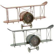 Wanduhr Flugzeug 67cm
