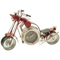 Tischuhr Motorrad 51cm