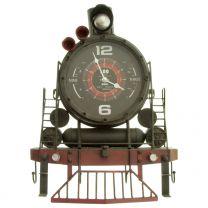 Wanduhr Lokomotive 48cm