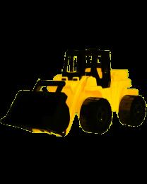Starke Riesen Große Baufahrzeuge