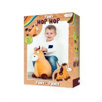 Hop Hop Pony mit Plüschbezug