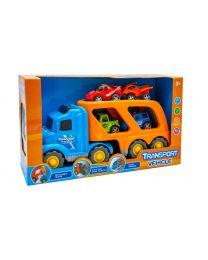 LKW Autotransporter