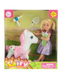 Sairy Prinzessin mit Pony