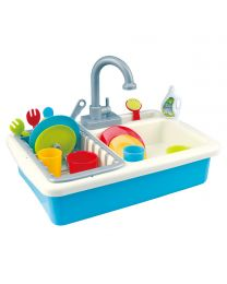Küchen Abwaschbecken und Speiseservice