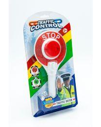 Polizeikelle mit Licht