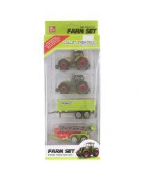 Traktor-Set 8cm